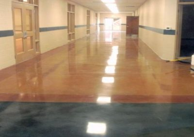 Polished Concrete - No Area Too Large or Too Small