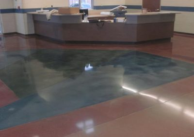 Polished Concrete Surfaces