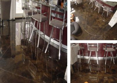 Stained Concrete Surfaces - Durability and Beauty