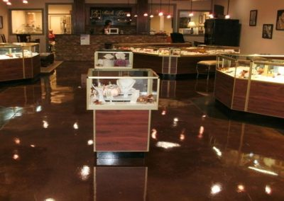 Stained Concrete Surfaces - Rick Terry 1