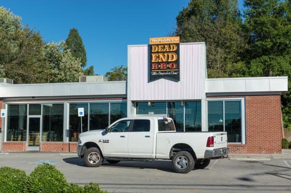 Truck Dead End BBQ